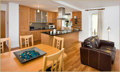 Holyrood Park Apartment