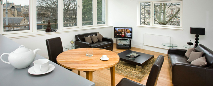 Apartments Edinburgh Luxury Holiday Accommodation